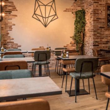Verbouwing interieur restaurant