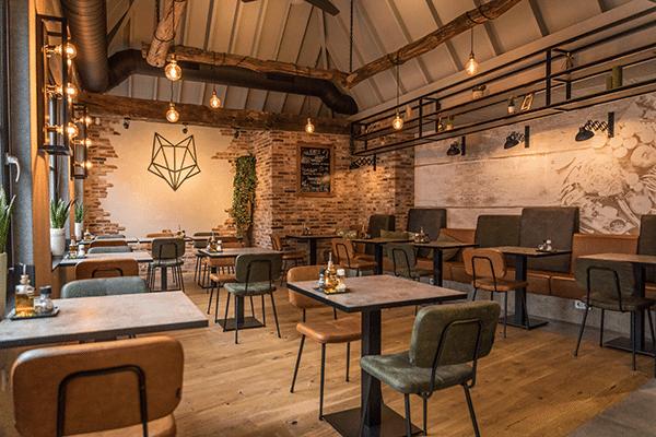 Concept restaurant Vosje