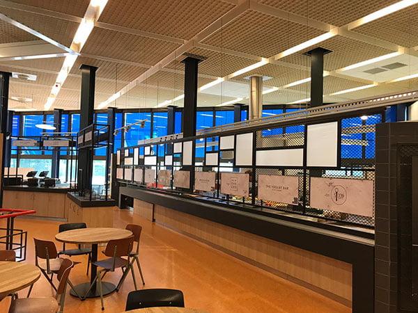 Interieurdesign Universiteit Twente
