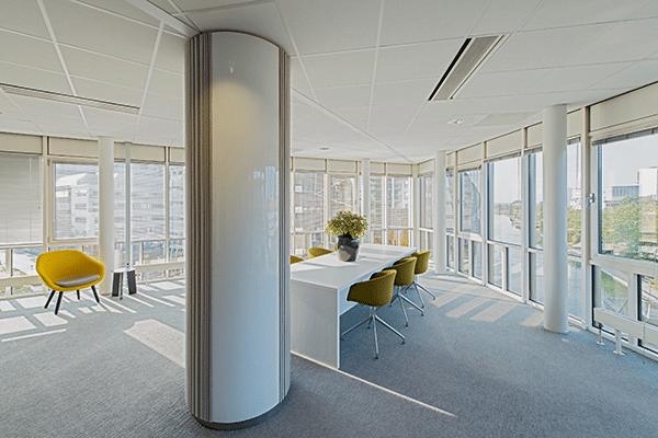 Interieurdesign kantoor