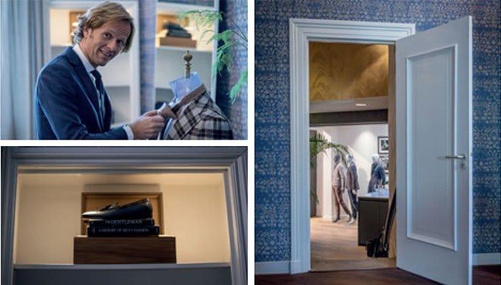 Jori Lammers Luxury menswear