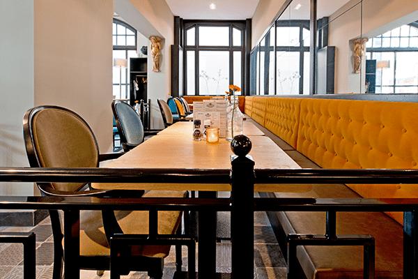 Restaurant inrichting Verel