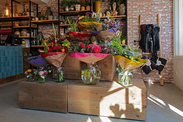winkelconcept bloemist