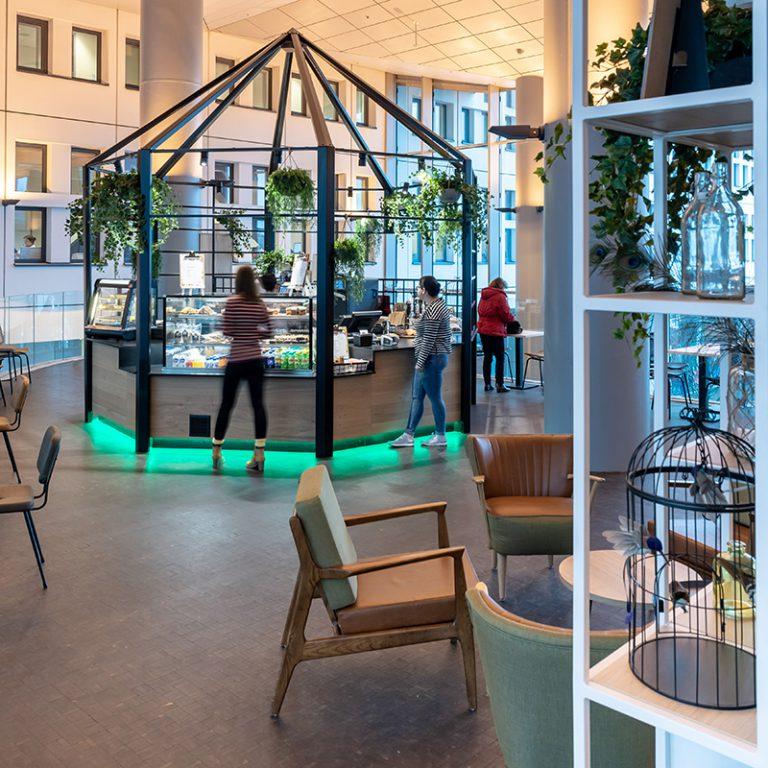 Erasmus ziekenhuis Rotterdam Horeca