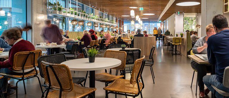 Erasmus ziekenhuis Rotterdam Restaurant