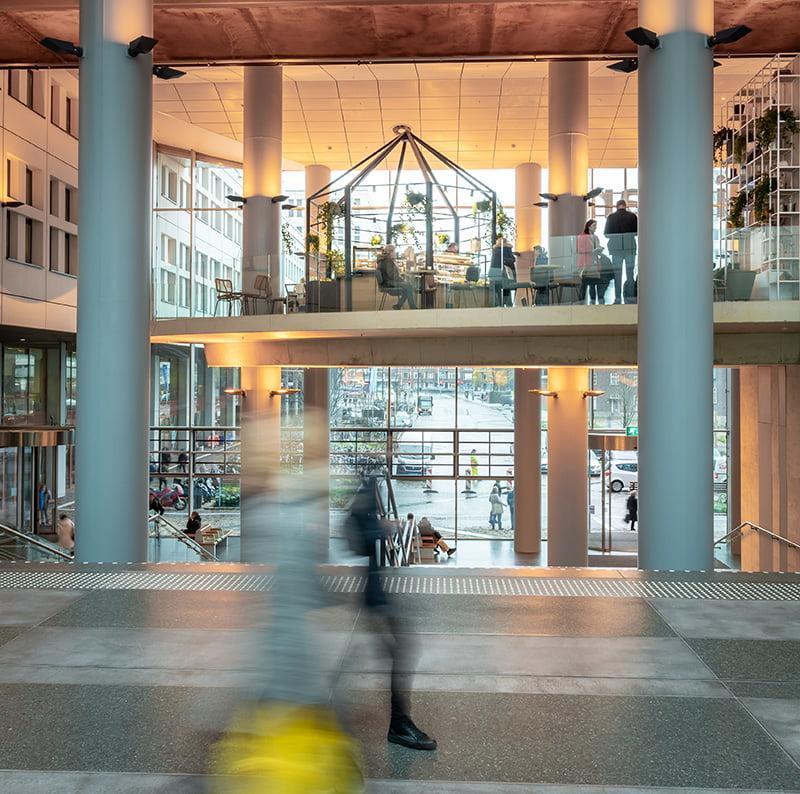 Erasmus ziekenhuis rotterdam gang