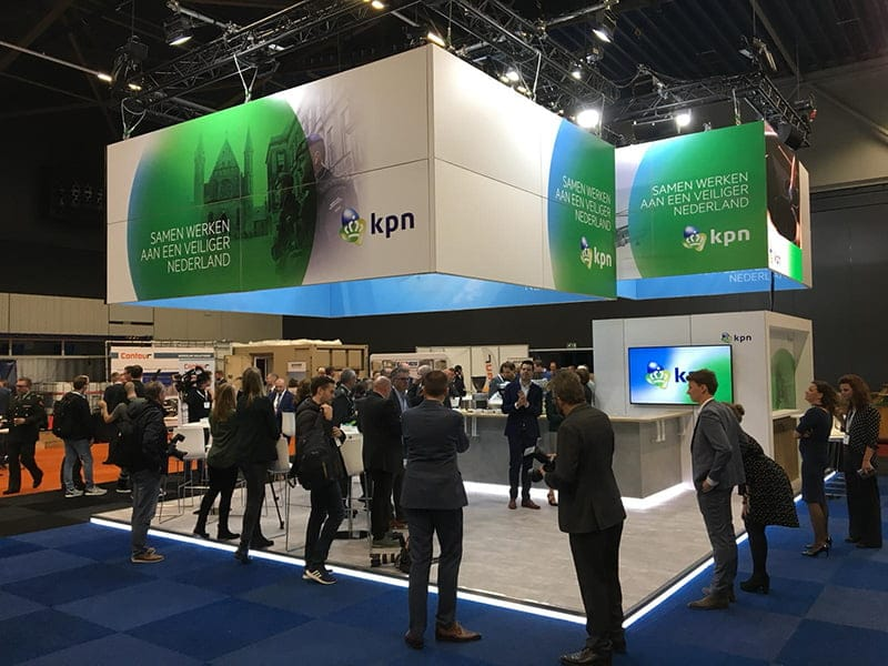 KPN stand systeembouw