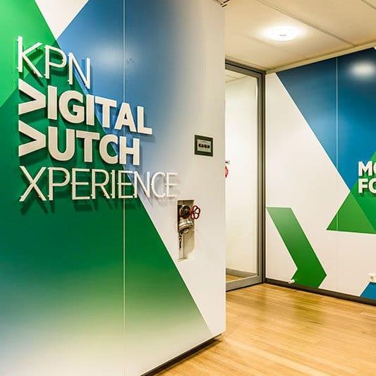 Experience center ontwerp